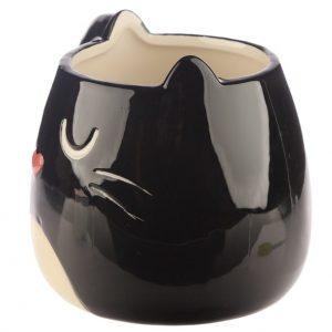 Feline-fine-katvormige-mok-zwart-4