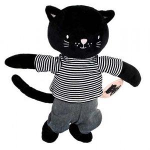 Kattenknuffel-met-kleertjes