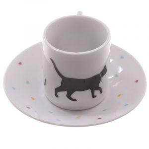 espresso-kopje-schoteltje-kat