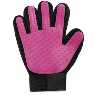 handschoen-kattenhaar-roze