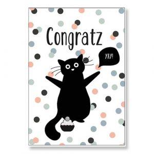 kaartje-congratz