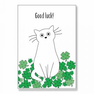kaartje-good-luck
