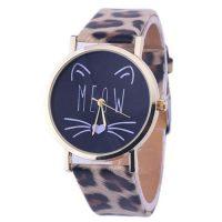 katten-horloge-meow-luipaard