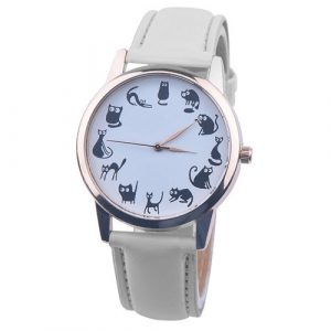 katten-horloge-tiny-black-cats-wit
