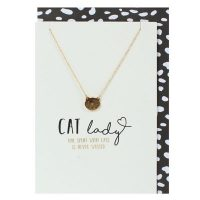 katten-ketting-cat-lady-goud