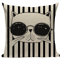 katten-kussenhoes-striped