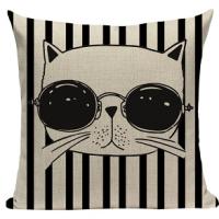 katten-kussenhoes-striped