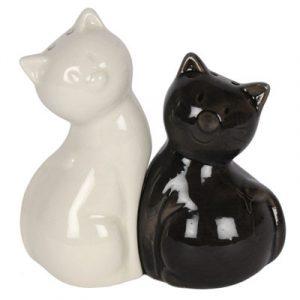 katten-peper-zout-stel-zwart-wit