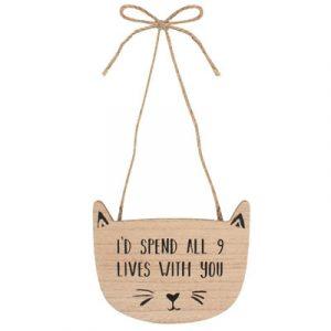 katten-quote-hanger-hout-9-lives