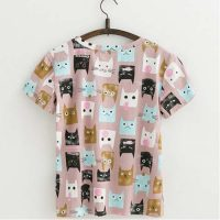 katten-t-shirt-cats-invasion2