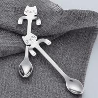 katten-theelepel