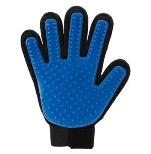 kattenhaar-handschoen-blauw