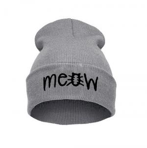 muts-beanie-meow-grijs
