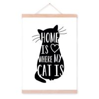 poster-home-is-where-my-cat-is-met-posterhanger