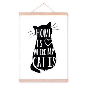poster-home-is-where-my-cat-is-met-posterhanger