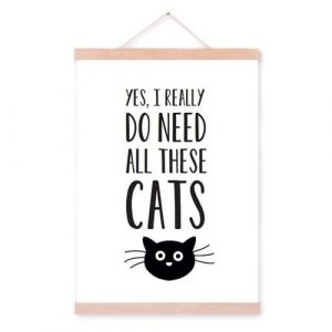 poster-yes-i-really-do-need-all-these-cats-met-posterhanger