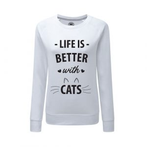 trui-life-is-better-with-cats-wit-voorkant