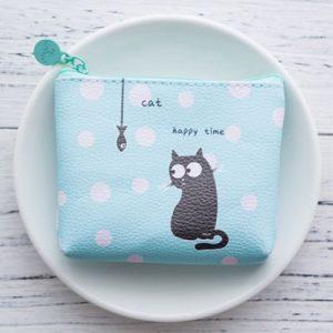 klein-katten-etuitje-mintgroen-happy-time