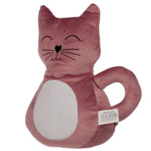 Deurstopper-kat-roze