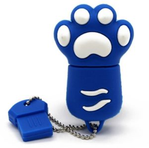 USB-stick-kattenpootje-blauw-1