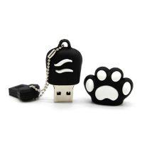 usb-stick-kattenpootje-zwart2