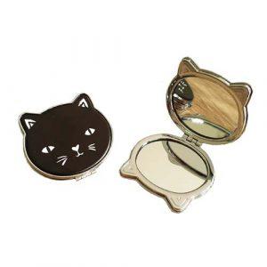 zakspiegeltje-klapspiegeltje-kat-zwart-wit