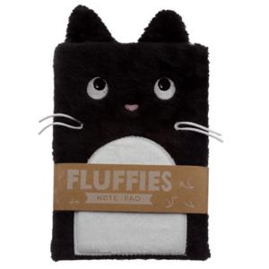 Fluffy-katten-notitie-boekje
