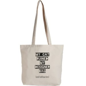 Linnen-tas-my-cat-ruined-my-designer-bag