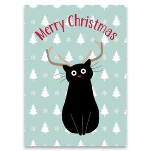 kaartje-kat-reindeer