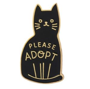 Cat-pin-please-adopt