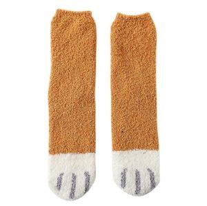Katten-sokken-winter-sokken-ginger