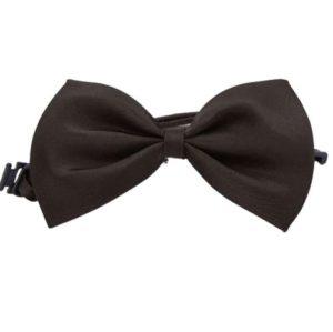 strikje-katten-halsbandje-zwart