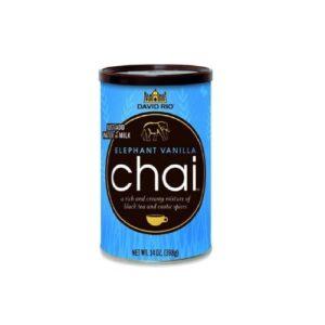David Rio Elephant Chai Vanilla 1