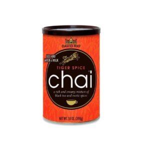 David Rio Tiger Spice Chai 1