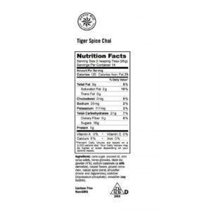 David Rio Tiger Spice Chai 2