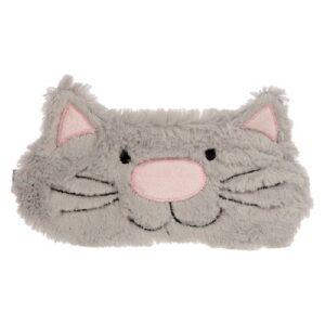 katten slaapmasker pluche