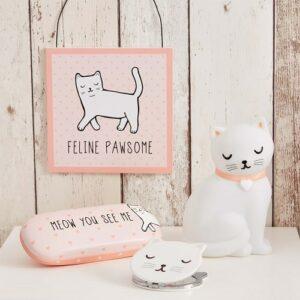 Brillenkoker meow you see me cutie cat