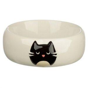 katten voerbak keramiek feline fine