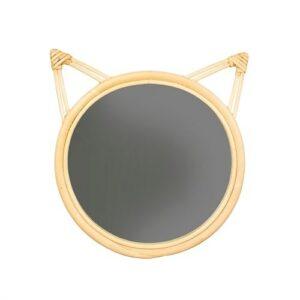 Rotan katten spiegel