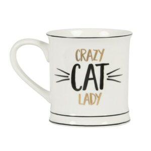 katten mok crazy cat lady whiskers