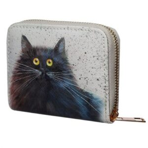 portemonnee kim haskins black cat